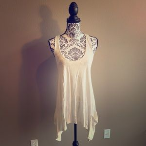 Tank Top Tunic with Pockets